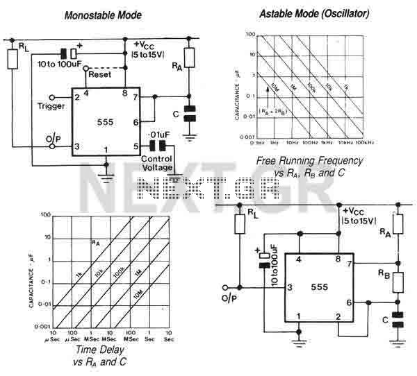 antenna tunning circuit for 27mhz cb band