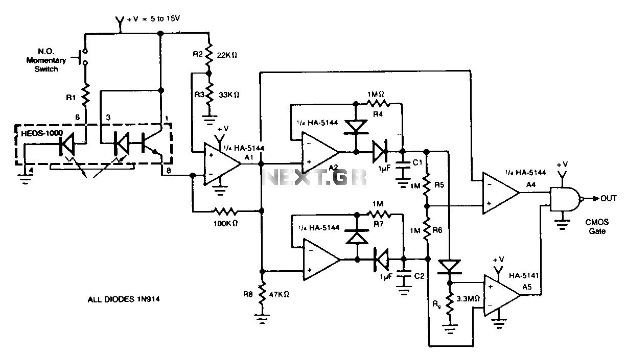barcode reader circuit diagram tradeoficcom