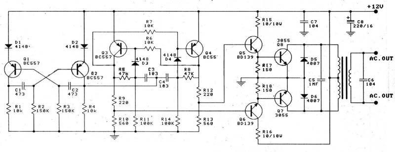 inverter circuit Page 3  Power Supply Circuits  Nextgr