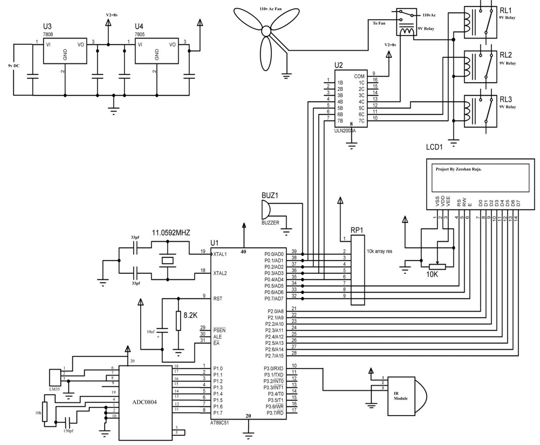 philips iron circuit diagram