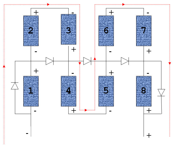 solar cell circuit Page 3  Power Supply Circuits  Nextgr