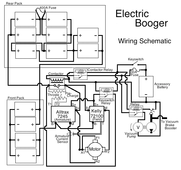 fork lift charging system wiring diagrams