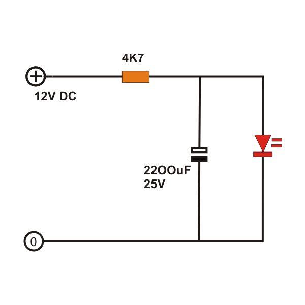 Simple Lighting Circuit car block wiring diagram