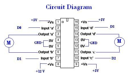 rc car headlight wiring diagram circuit zone com electronic projects