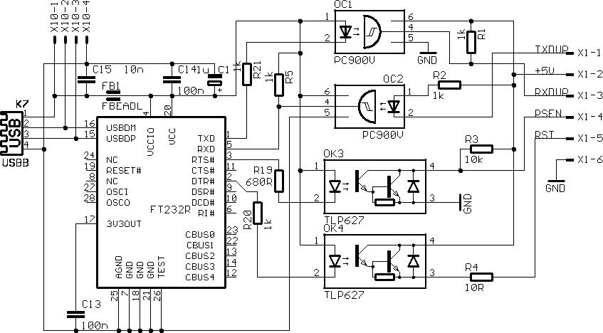 usb circuit page 4 computer circuits nextgr