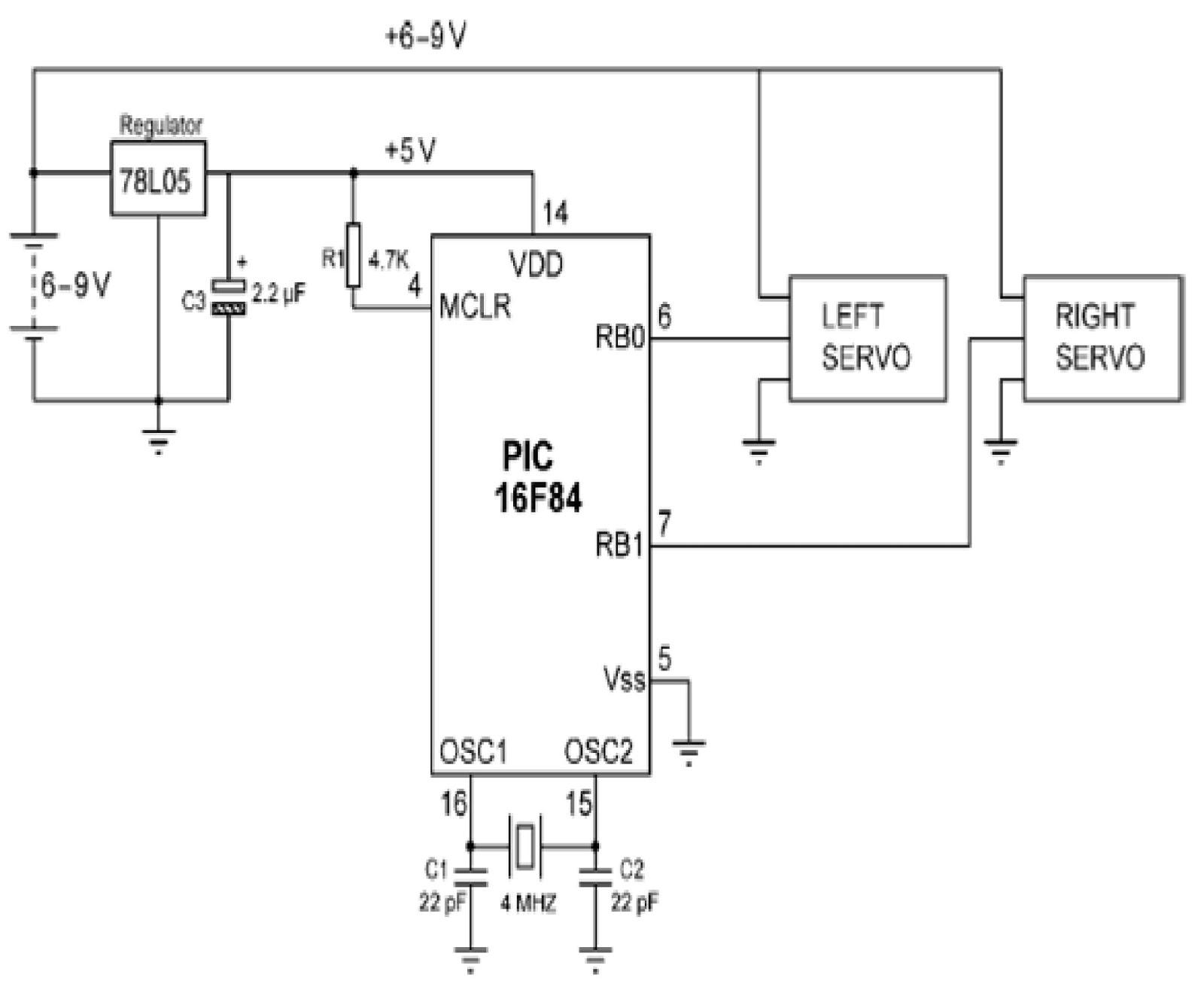 servo motor circuit page 3 automation circuits nextgr