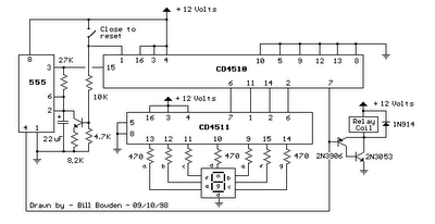 vcr antenna switch circuit diagram