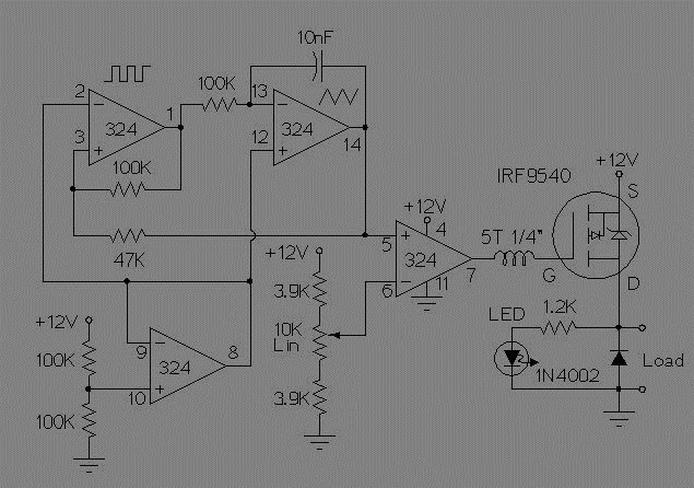 inverter circuit diagram amplifiercircuit circuit diagram