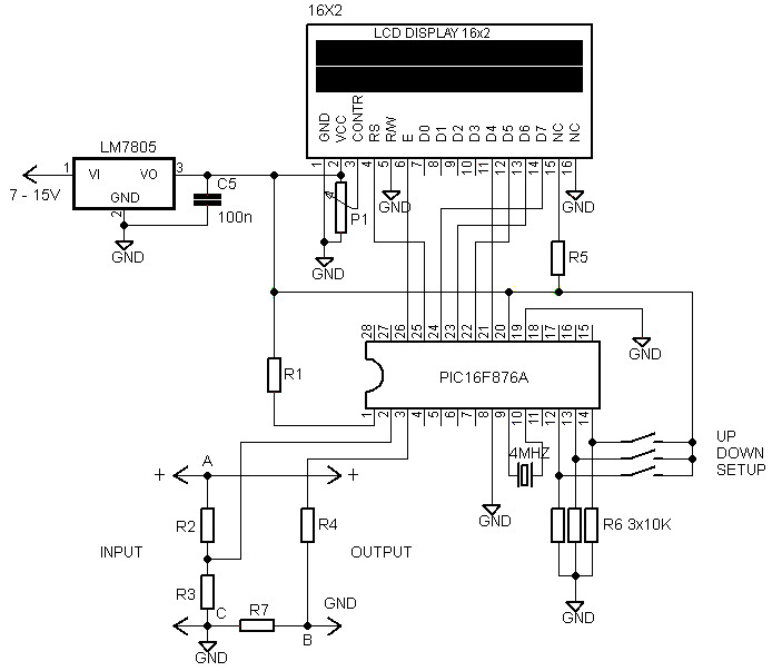 Results page 10, about \u0027LCD 2X16\u0027 Searching circuits at Nextgr