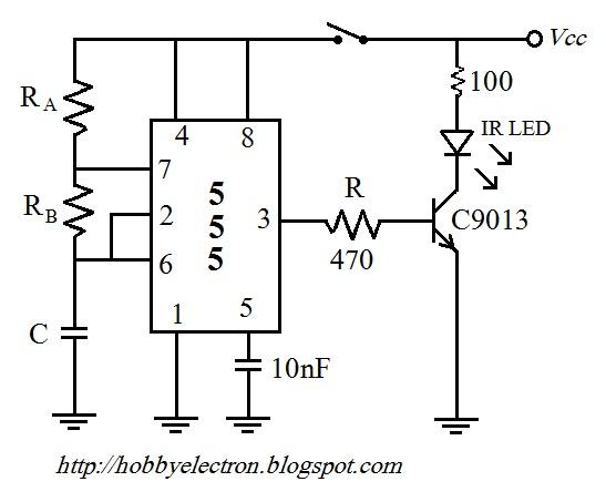 simple rf transmitter for pir sensors circuit diagram circuit