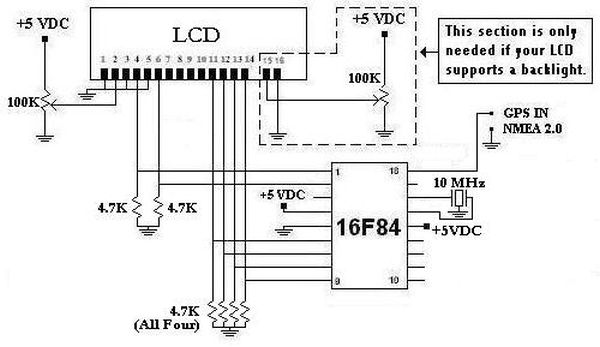 am radio transmitter circuit on a breadboard