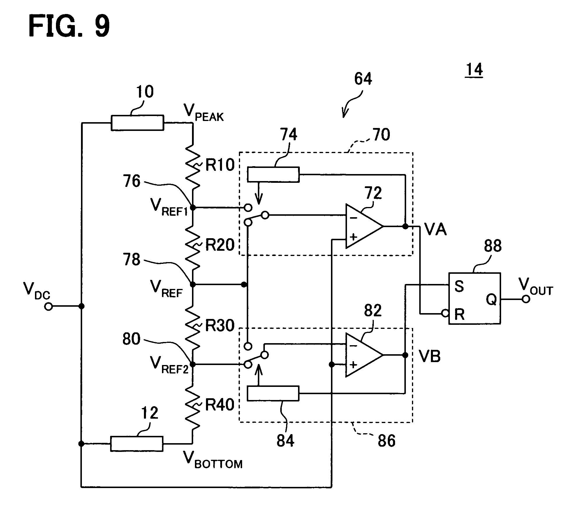 comparator circuit page 2 sensors detectors circuits nextgr
