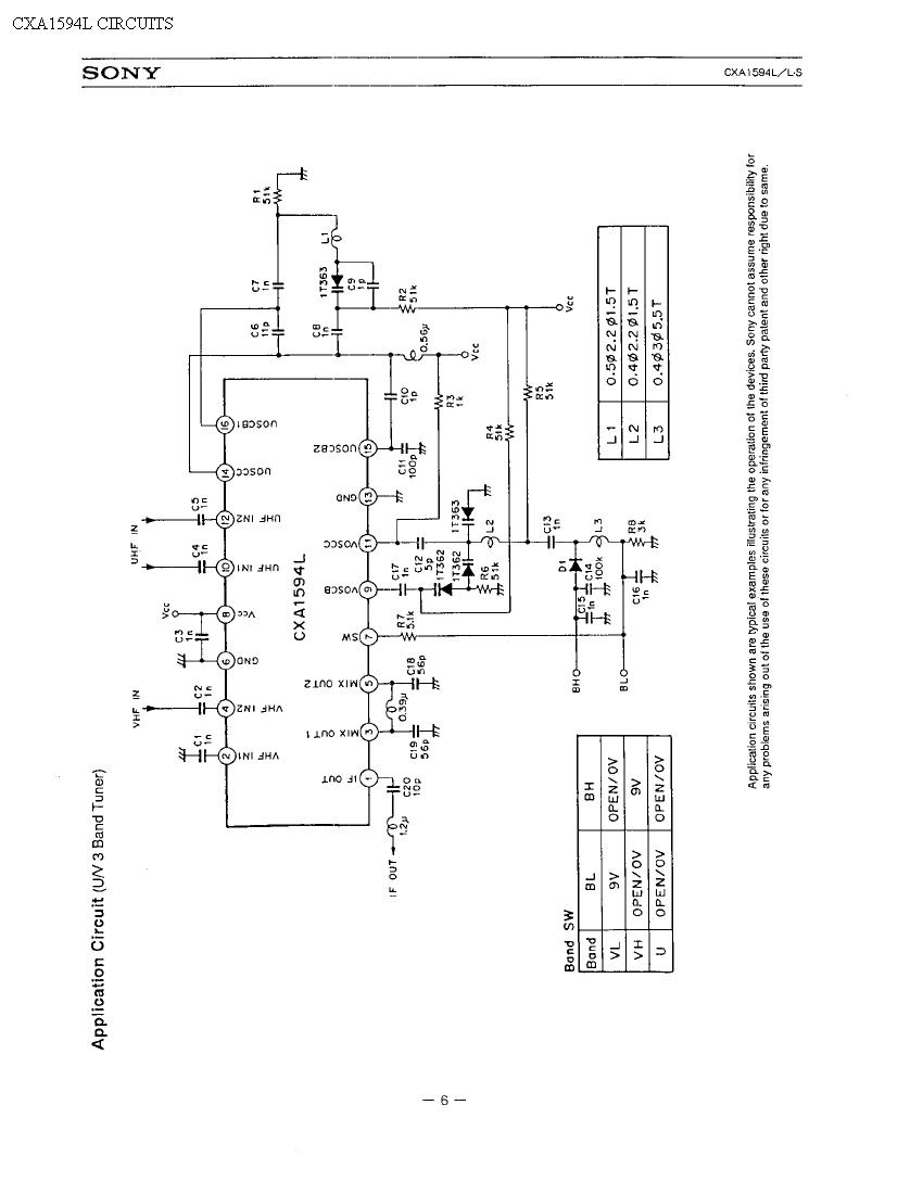 uhf transmitter circuit price