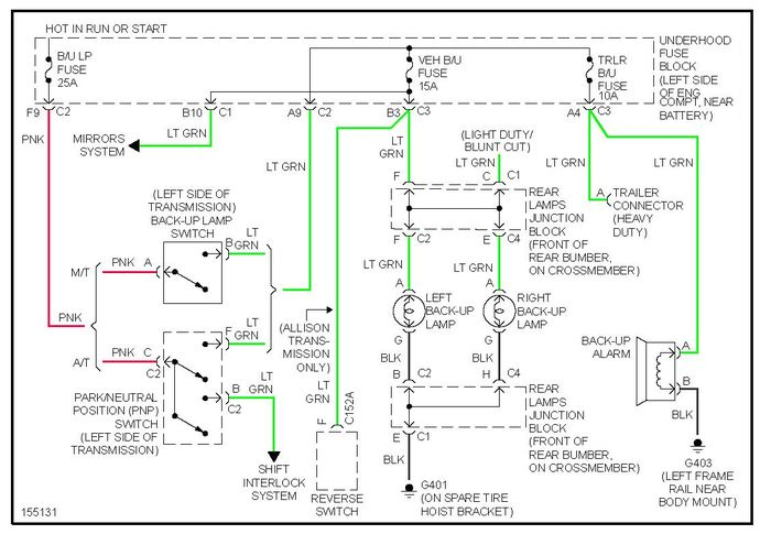 2002 Gmc Yukon Headlight Wiring Diagram - Wiring Diagram Write