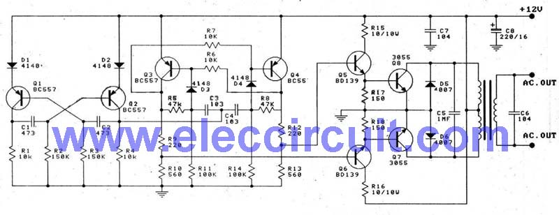 inverter circuit Page 6  Power Supply Circuits  Nextgr