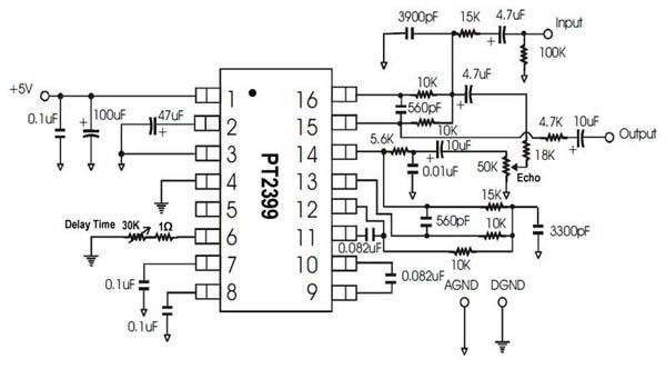 Echo Mic Circuit Diagrams Wiring Diagram