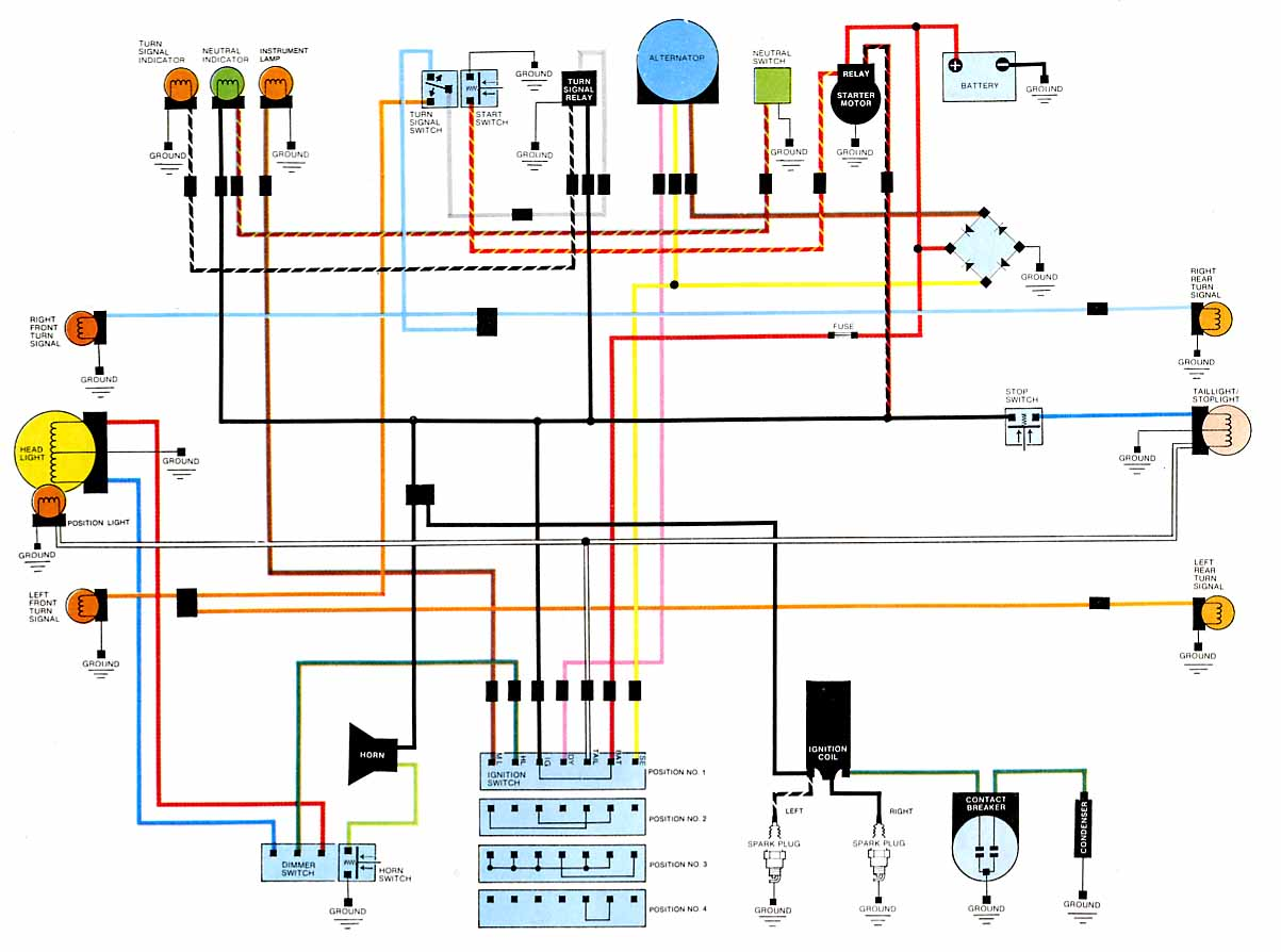 odyssey electrical wiring diagram for 2012