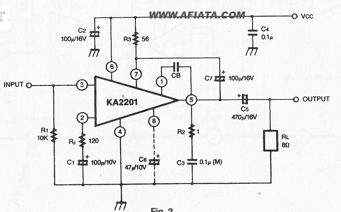Audio Schematic Auto Electrical Wiring Diagram Power Amplifier Ocl 100w With Mj802 Mj4502 Electronic Projects Circuit Page 16 Circuits Next Gr