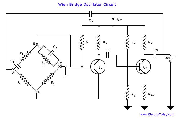 image simple oscillator circuit