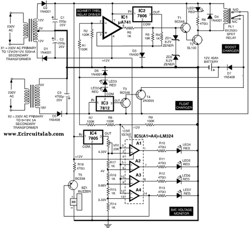 circuit diagram nokia charger
