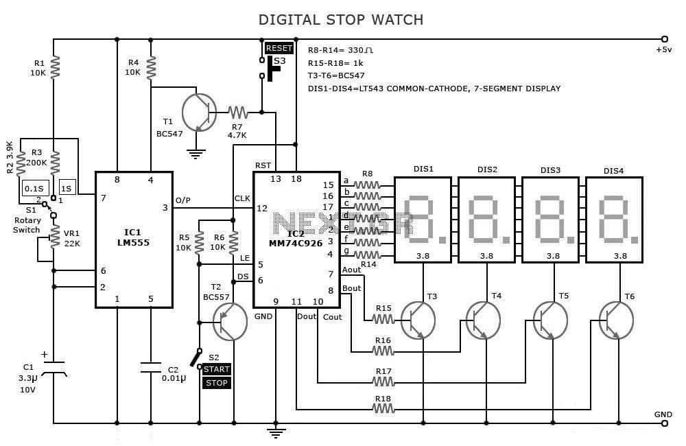 uhf preamplifier circuit diagram