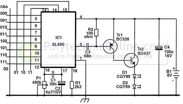 beeper buzzer circuit page 4 audio circuits next gr
