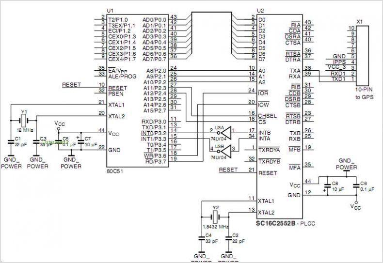 gps circuit page 3 rf circuits nextgr