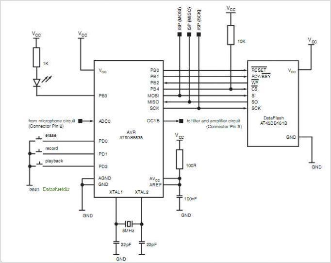 option 2 an rc timer reset circuit