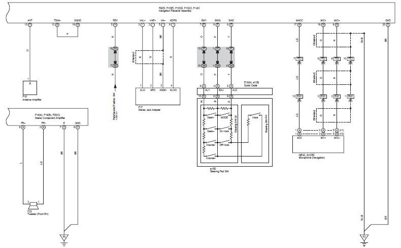 1996 previa wiring diagram
