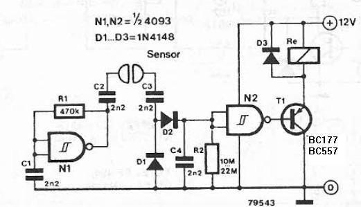 liquid sensor circuit page 2 sensors detectors circuits nextgr