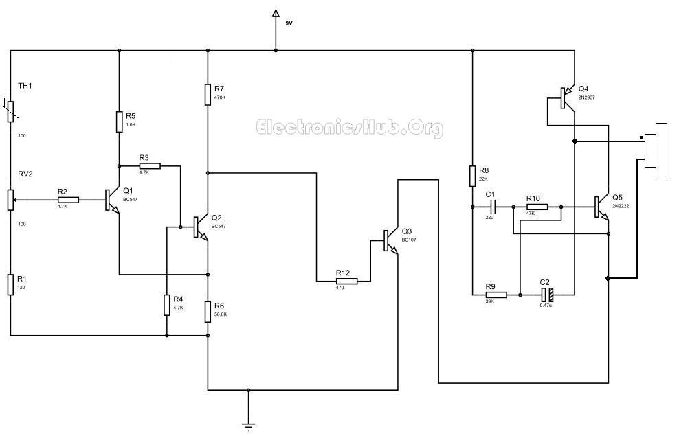 Fire Alarm Circuit Diagram Pdf - Wiring Solutions