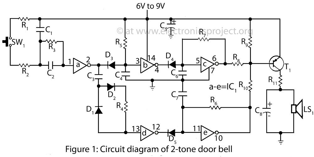 Door Bell Wiring Diagram Index listing of wiring diagrams