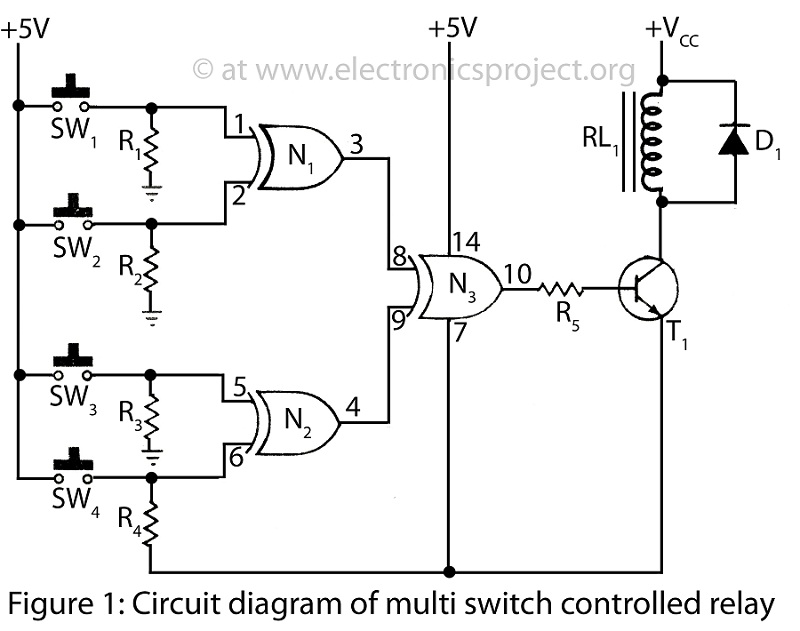 solid state relay need diode