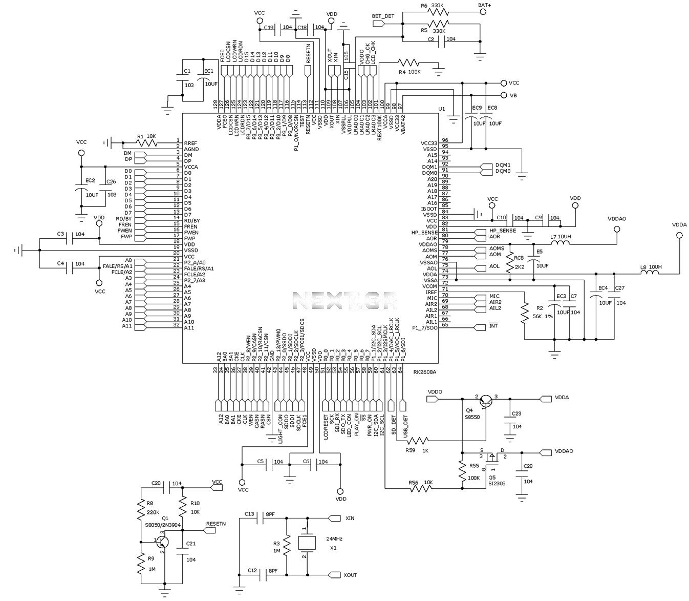 popular circuits page 146 nextgr
