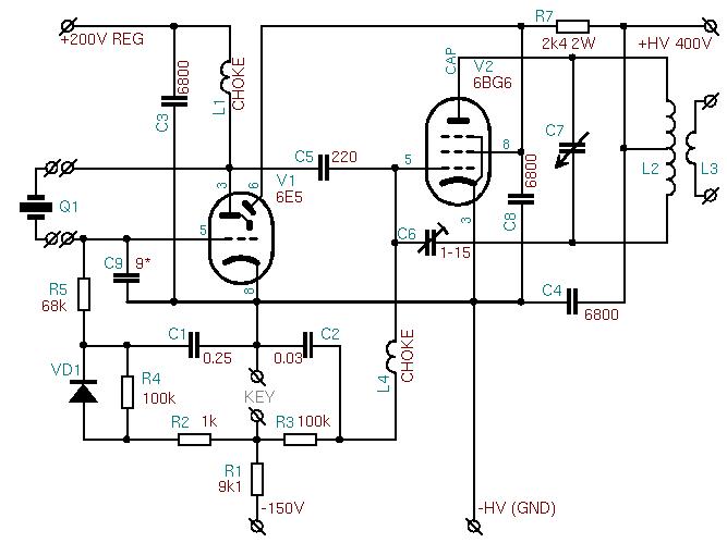 relay checker circuit