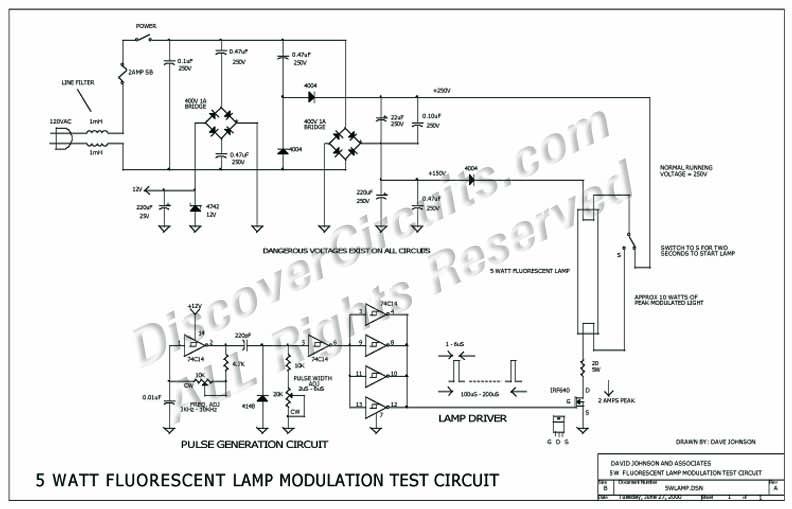 12 volt dc fluorescent lamp driver
