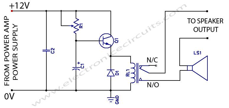 simple sound amplifier circuit