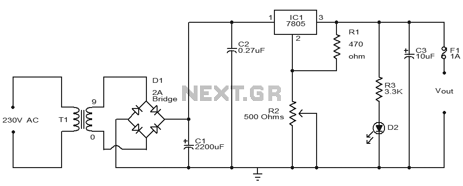 levitation from 1996 popular electronics schematic
