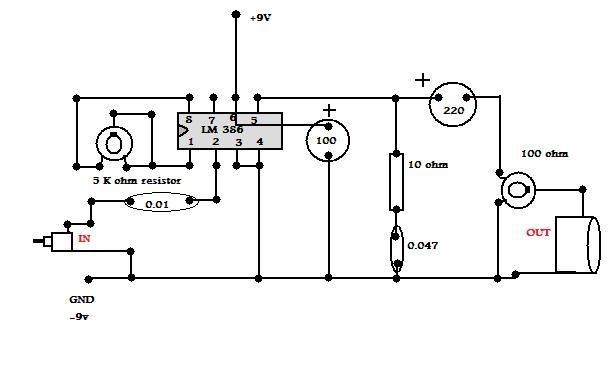 intercom systems schema cablage