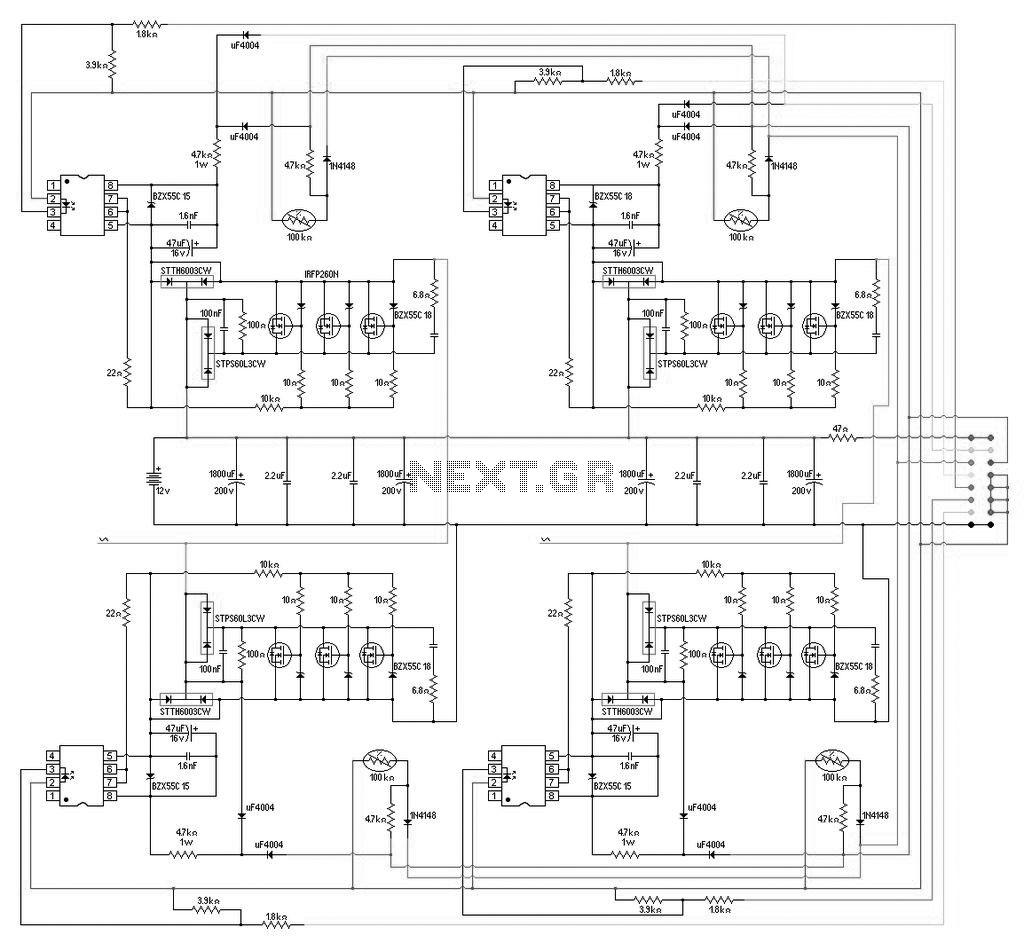 Inverter Circuit Page 6 Power Supply Circuits Next Gr Auto Nextgr