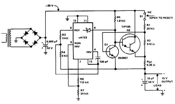 experimental alternator controller