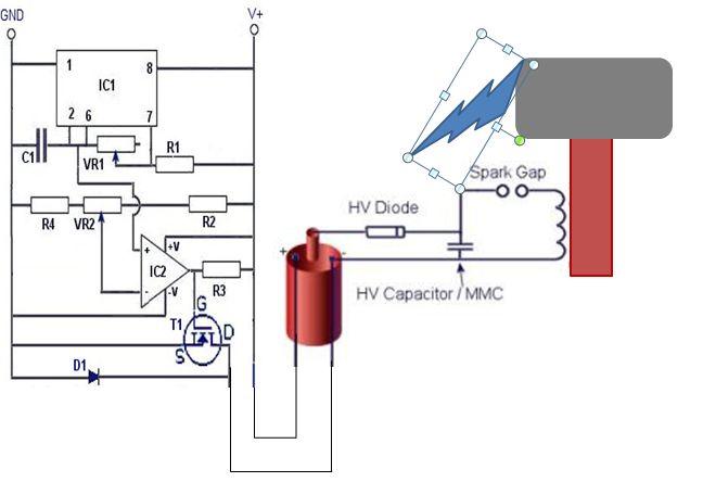12 Volt Coil Gun Wiring Diagram Wiring Diagrams