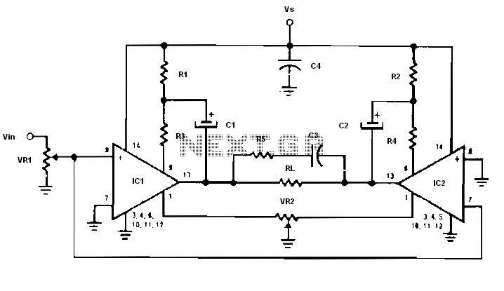 tda7294 amplifier