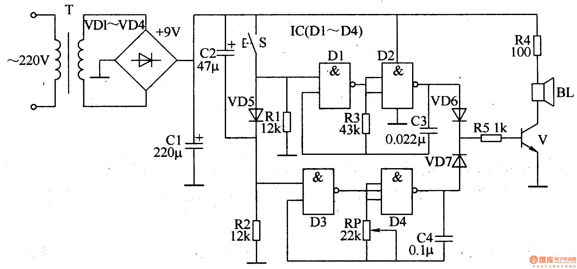 doorbell circuit page 2 other circuits nextgr