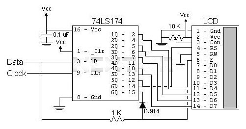 lcd circuit page 3 light laser led circuits next gr