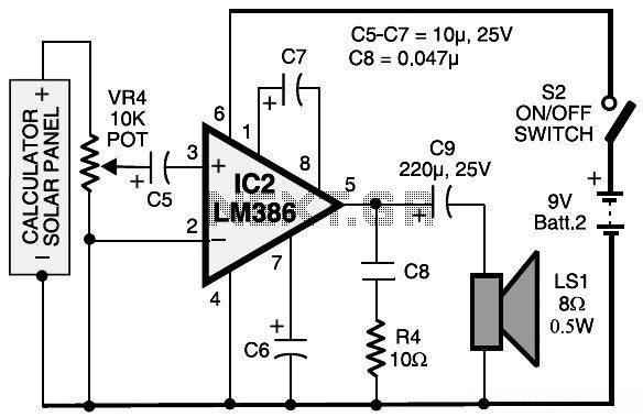 micro power am receiver