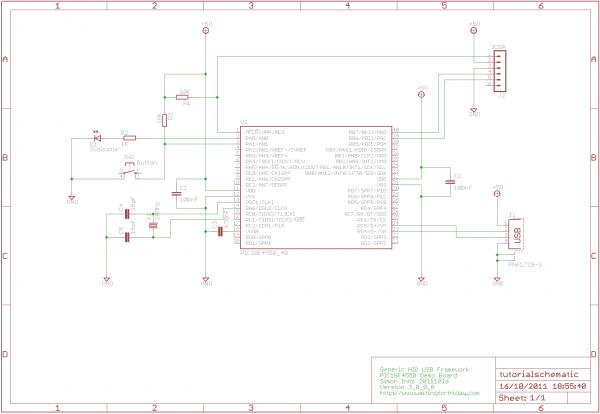 atmel avr programmer stk500 v2 compatible usb interface schematic