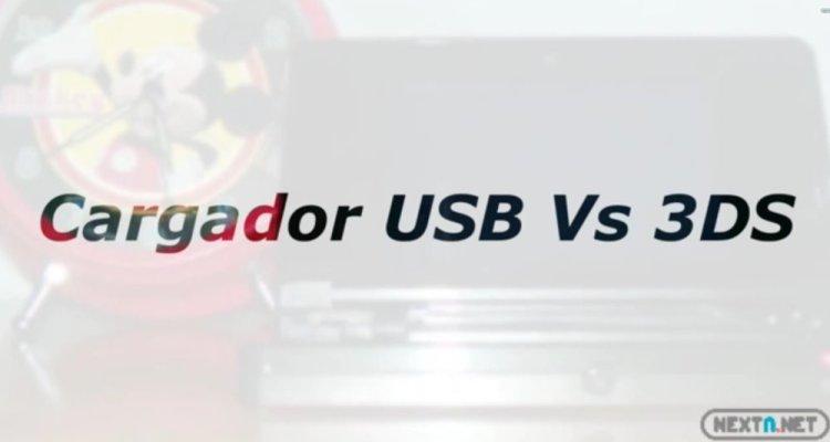 Cargador USB Vs 3DS