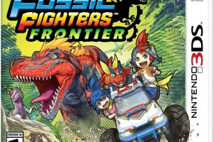 1406-12 Fossil Fighters Frontier Boxart