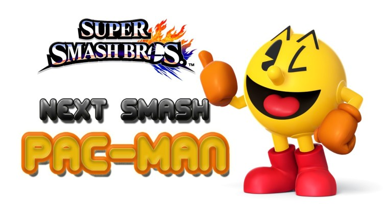 1412-07 Next Smash Pac-Man
